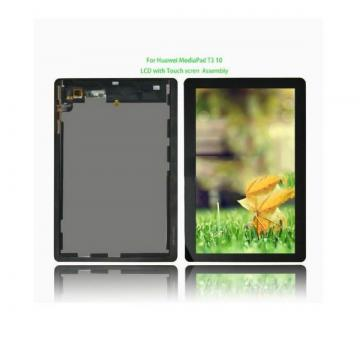 DISPLAY LCD + TOUCHSCREEN DISPLAY COMPLETO SENZA FRAME PER HUAWEI MEDIAPAD T3 10 9.6 AGS-L09